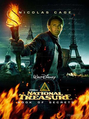 Kho Báu Quốc Gia 2: Quyển Sách Bí Mật National Treasure 2: Book Of Secrets.Diễn Viên: Diego Luna,Zoe Saldana,Channing Tatum