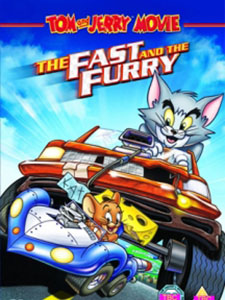 Tom And Jerry: Vòng Đua Tốc Độ The Fast And The Furry.Diễn Viên: Brad Pitt,Will Ferrel