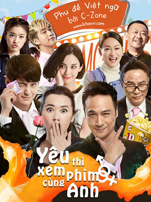 Yêu Thì Xem Phim Cùng Anh Lovers & Movies.Diễn Viên: Tang Chengjing,Yu Miao,Wei Xingyu,Liu Yanxi,La Chí Tường