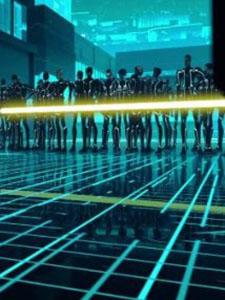 Tron Uprising Season 1 Cuộc Nổi Dậy Phần 1.Diễn Viên: Robert Carlyle,Stockard Channing,Jena Malone,Julianna Margulies