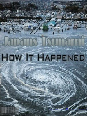 Sóng Thần Ở Nhật Bản - Japan Tsunami: How It Happened