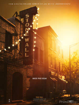 Bạo Loạn Stonewall Stonewall.Diễn Viên: Nick Nevern,Simon Phillips And Rita Ramnani