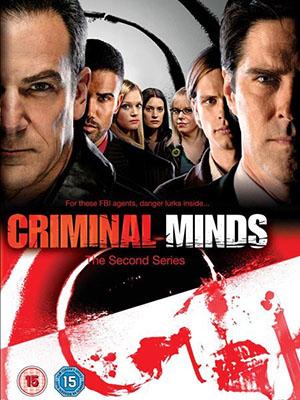 Hành Vi Phạm Tội Phần 2 Criminal Minds Season 2.Diễn Viên: Shemar Moore,Matthew Gray Gubler,Thomas Gibson