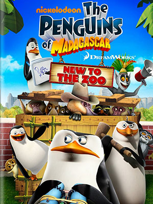 Những Chú Chim Cánh Cụt Đến Từ Madagascar The Penguins Of Madagascar 4.Diễn Viên: Robin Williams,Lauren Graham,Wendi Mclendon,Covey