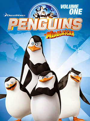 Những Chú Chim Cánh Cụt Đến Từ Madagascar The Penguins Of Madagascar 5.Diễn Viên: Uma Thurman,Jeffrey Dean Morgan,Justina Machado