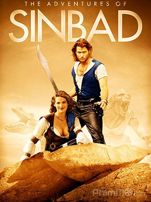 Những Cuộc Phiêu Lưu Của Sinbad Phần 1 The Adventures Of Sinbad 1.Diễn Viên: Patrick Stewart,Marco Khan,Lorna Raver