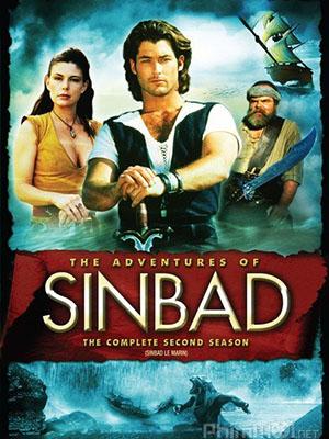 Những Cuộc Phiêu Lưu Của Sinbad Phần 2 The Adventures Of Sinbad 2.Diễn Viên: Patrick Stewart,Marco Khan,Lorna Raver