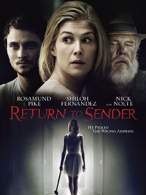 Trả Giá Return To Sender.Diễn Viên: Rosamund Pike,Shiloh Fernandez,Nick Nolte