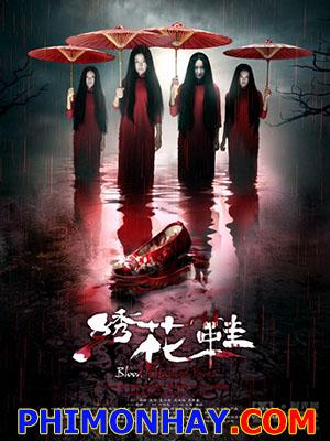 Bí Ẩn Giày Tú Hoa - Giầy Thêu Hoa: Blood Stained Shoes