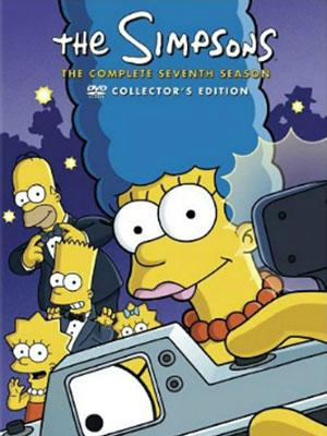 The Simpsons Season 7 Gia Đình Simpson Phần 7