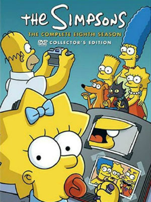 The Simpsons Season 8 Gia Đình Simpson Phần 8.Diễn Viên: Dascha Polanco,Jason Biggs,Joel Garland,Kate Mulgrew