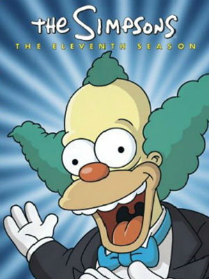 The Simpsons Season 11 Gia Đình Simpson Phần 11.Diễn Viên: Matt Smith,David Tennant,Christopher Eccleston