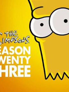 The Simpsons Season 23 Gia Đình Simpson Phần 23.Diễn Viên: Tom Wisdom,Roxanne Mckee,Anthony Head