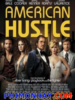 Săn Tiền Kiểu Mỹ - American Hustle Chưa Sub (2013)