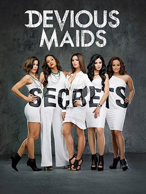 Những Cô Hầu Gái Kiểu Mỹ Phần 2 Devious Maids Season 2.Diễn Viên: Ana Ortiz,Dania Ramirez,Roselyn Sanchez