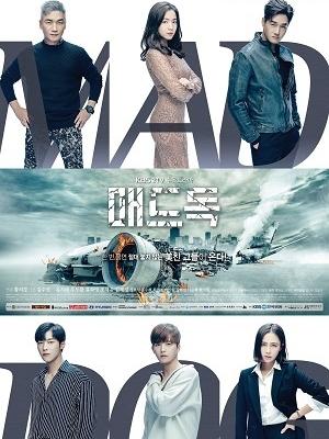 Chó Điên Mad Dog.Diễn Viên: Yoo Ji Tae,Woo Do Hwan,Ryu Hwa Young,Kim Hye Sung,Hong Soo Hyun