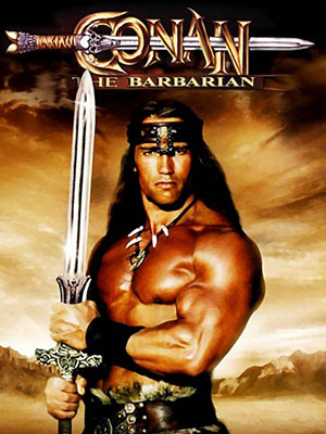 Người Hùng Barbarian Conan The Barbarian.Diễn Viên: George Clooney,Paolo Bonacelli,Violante Placido
