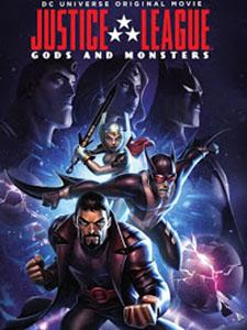 Liên Minh Công Lý: Thượng Đế Và Quái Vật Justice League: Gods And Monsters.Diễn Viên: Benjamin Bratt,Michael C Hall,Tamara Taylor