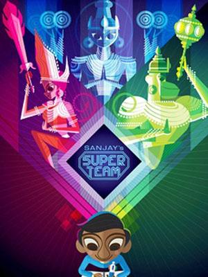 Những Vị Anh Hùng Của Sanjay - Sanjays Super Team