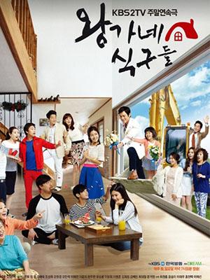 Gia Tộc Họ Wang: Gia Đình Hoàng Gia  The Wang Family: Kings Family.Diễn Viên: Lee Yoon Ji,Oh Man Seok