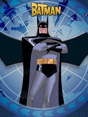 Người Dơi Phần 2 The Batman Season 2.Diễn Viên: Rino Romano,Alastair Duncan,Evan Sabara