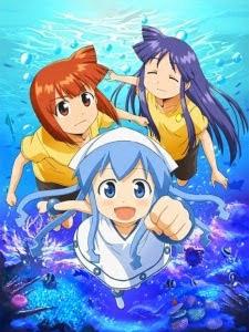 Squid Girl: Shinryaku! Ika Musume Ss1 Cuộc Xâm Lăng Của Bé Mực Ss1