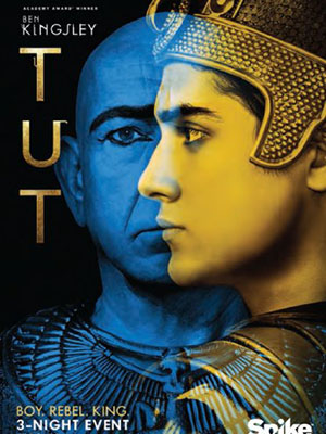 Hoàng Đế Ai Cập Phần 1 Tut Season 1.Diễn Viên: Ben Kingsley,Avan Jogia,Sibylla Deen