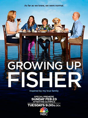Gia Đình Kiểu Mỹ Phần 1 Growing Up Fisher Season 1.Diễn Viên: Morgan Freeman,Ashley Judd,Cary Elwes,Jay O Sanders,Jeremy Piven
