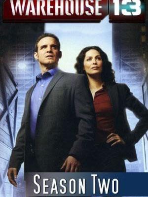 Nhà Kho Số 13 Phần 2 Warehouse 13 Season 2.Diễn Viên: Eddie Mcclintock,Joanne Kelly,Saul Rubinek