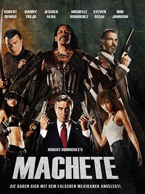 Tập Đoàn Sát Thủ - Machete Việt Sub (2010)