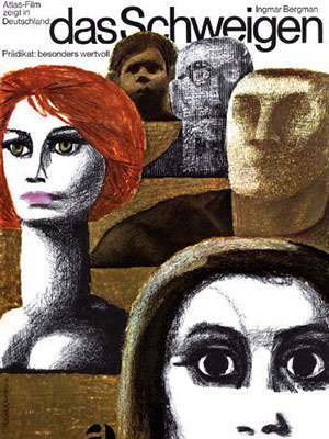 Câm Lặng The Silence.Diễn Viên: Ingrid Thulin,Gunnel Lindblom,Birger Malmsten