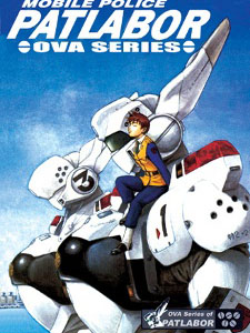 Patlabor The Mobile Police: The Original Series Kido Keisatsu Patlabor: Early Days