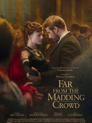 Lánh Đời Far From The Madding Crowd.Diễn Viên: Carey Mulligan,Matthias Schoenaerts,Michael Sheen