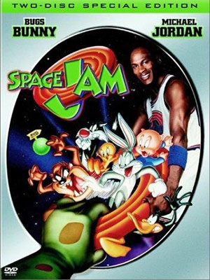 Đội Bóng Rổ Vui Nhộn Space Jam.Diễn Viên: Michael Jordan,Wayne Knight,Theresa Randle