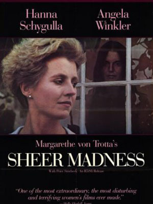 Sheer Madness Friends And Husbands.Diễn Viên: Hanna Schygulla,Angela Winkler,Peter Striebeck