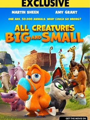 All Creatures Big And Small Con Thuyền Cứu Thế
