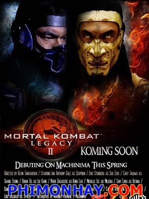 Chiến Binh Rồng Đen 2 - Mortal Kombat: Legacy 2