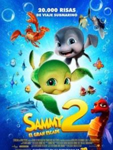 Cuộc Phiêu Lưu Của Rùa Sammy Phần 2 - Sammys Adventures 2