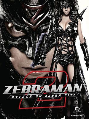 Tấn Công Thành Phố Zebra - Zebraman 2 Attack On Zebra City