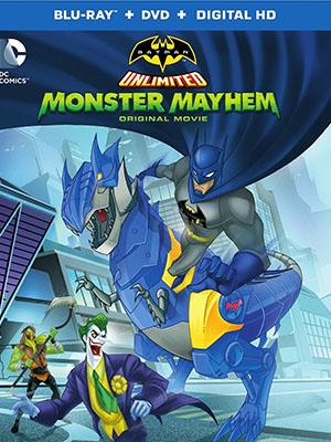Quái Vật Nổi Loạn - Batman Unlimited: Monster Mayhem