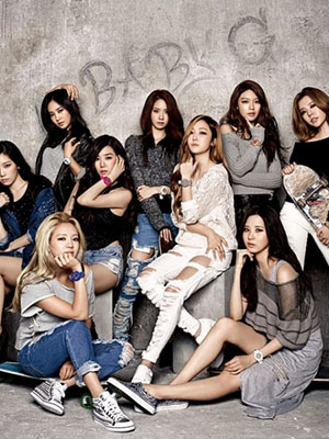 Channel Snsd - Girls Generation