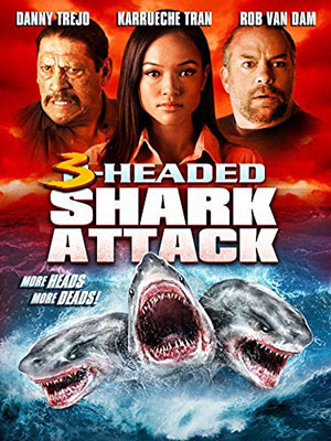 Cá Mập 3 Đầu - 3 Headed Shark Attack