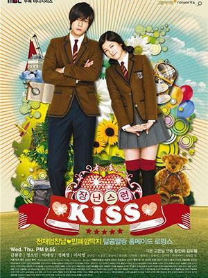 Ngây Thơ (Nụ Hôn Lừa Dối) Mischievous Kiss: Playful Kiss.Diễn Viên: Kim Hyun Joong,Jung So Min,Lee Tae Sung,Jung Hye Young