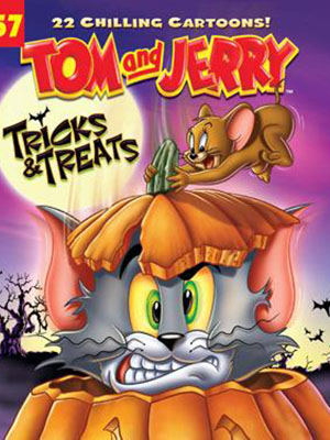 Tom Và Jerry Tricks And Treats.Diễn Viên: Judi Dench,Maggie Smith,Bill Nighy