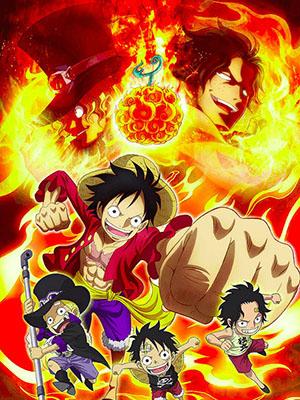 One Piece Special 9: Cuộc Hội Ngộ Diệu Kỳ Và Kế Thừa Ý Chí 3 Kyoudai No Kizuna Kiseki No Saikai To Uketsugareru Ishi.Diễn Viên: Episode Of Sabo