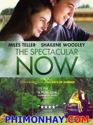 Thực Tại Hoàn Mỹ The Spectacular Now.Diễn Viên: Miles Teller,Shailene Woodley,Kyle Chandler