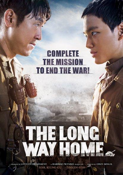 Đường Về Gian Nan The Long Way Home.Diễn Viên: Kyung,Gu Sol,Kyeong,Yeong Lee,Dean Dawson
