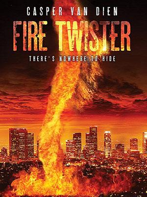 Vòi Rồng Lửa Fire Twister.Diễn Viên: Ryan Barr,Leah Bateman,Jacob Chambers