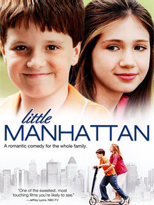 Mối Tình Đầu Little Manhattan.Diễn Viên: Jensen Daggett,Kane Hodder,Todd Caldecott,Tiffany Paulsen