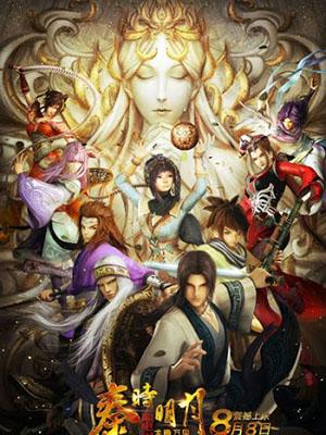 Tần Thời Minh Nguyệt: Long Đằng Vạn Lý Qins Moon Movie Ancient Dragon Spirit.Diễn Viên: Phùng Tuấn Hoa,Quý Quan Lâm,Thẩm Đạt Uy